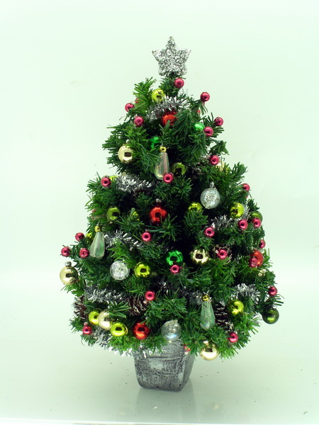 6 Inch Dollshouse Miniature Christmas Tree